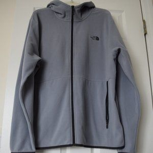 Northface Men's Glacier Full Zip Hoodie jacket